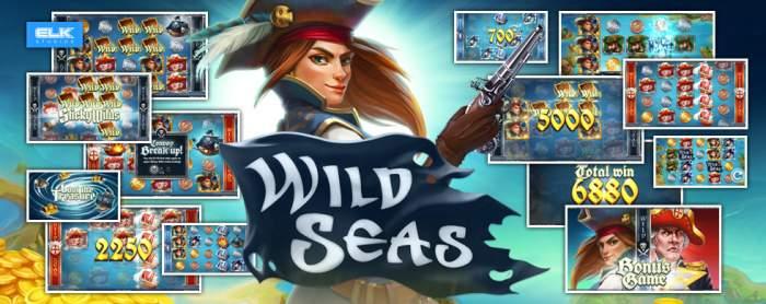 slot wild seas elk studios