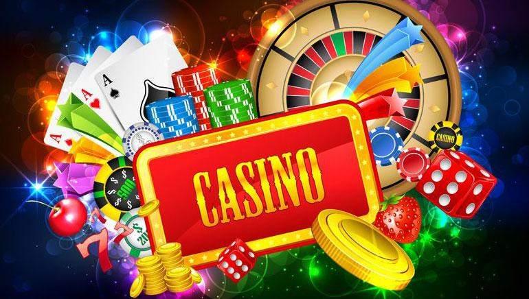 cartes jetons dés casino